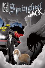 Springheeled Jack Cover
